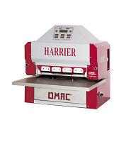 HARRIER A.Машина для холодной линейной загибки внутренних разрезов под молнию с защитным барьером