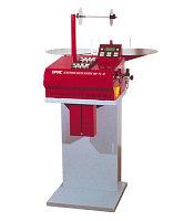 995 FC PLC.Автомат-мультирезка программируемый для горячей/холодной нарезки молний, тесьмы, кедера
