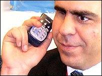 Коммуникатор с речевым выводом на базе Nokia C5                арт. 4260