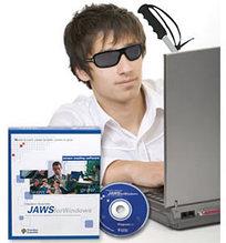 Нетбук с предустановленным ПО экранного доступа JAWS for Windows               арт. 4265