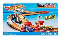 HOT WHEELS автотрек  «Супергонки» Turbo Race