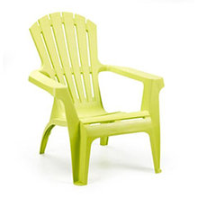 Аксессуары для пляжа стул DOLOMITI 75x86xH86 пластик (Эстония)             арт. OB18518