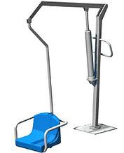 Подъемник для бассейна с гидравлическим приводом для инвалидов ИПБ-170Г               арт. Ipr12701