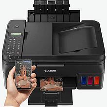 Canon PIXMA G4400 МФУ струйное, цветое, с СНПЧ (1515C009)