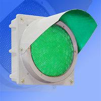 Секция зеленая 200 мм светофорная                         арт. СцП23366