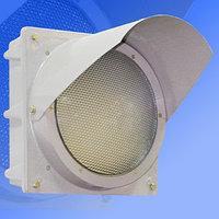 Секция белая 200 мм Светофор транспортный бело-лунный                        арт. СцП23367