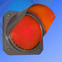Секция красная 300 мм светофора транспортного                          арт. СцП23380