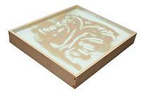 Столик для рисования песком РАДУГА. Подсветка белая           арт. SWl20877