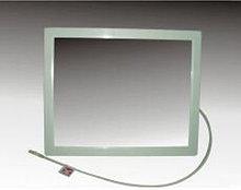 Водонепроницаемое IP65 сенсорное акустическое стекло в пластиковой рамке                      арт. ТчБ24337