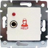 КР-01 розетка для подключения кнопок для лежачих больных арт. Tl22516