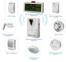 Свето-вибрационный сигнализатор звука Вибратон 1          арт. ДС12035