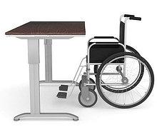 Стол для инвалидов колясочников регулируемый по высоте              арт. ES18835
