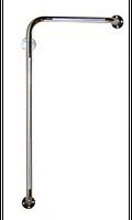 Опорный поручень для ванной комнаты и туалета PROFI-NORMAL, угловой арт. MT10998