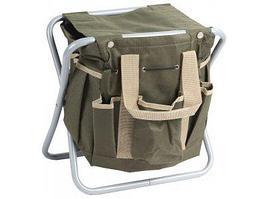 Набор садовый: скамейка складная с сумкой Grinda  (360 мм)