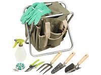 Набор инструментов Grinda (складной стул, сумка, 7 инструментов)