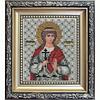 Икона Св. Аллы - Чарівна Мить - вышивка бисером иконы