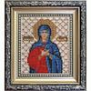 Набор для вышивки бисером Чарівна Мить Б-1072 Икона святая мученица Раиса