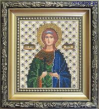 Б-1060 Икона святой мученицы Веры