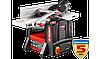 Станок рейсмусно-фуговальный,ЗУБР Мастер,шир строг 204мм,толщ заготов до120мм,2 ножа,9000об/мин,1500Вт,6м/мин