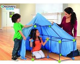 Конструктор строительный Форт 77 деталей от Discovery Kids