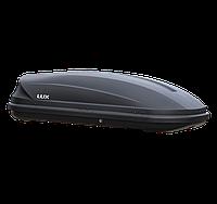 Бокс на крышу автомобиля LUX Viking 460L черный матовый
