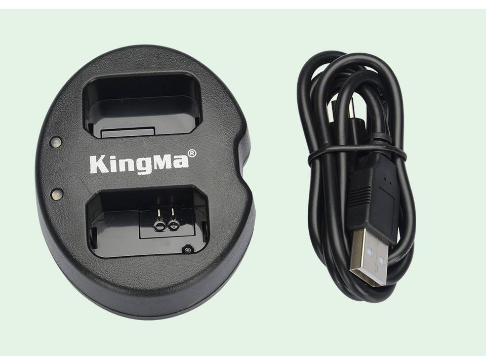 Двойное зарядное устройство KingMa для Sony NP-FW50