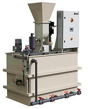 Установка для приготовления и дозировки растворов полимеров EASYPURE Powder & Liquid