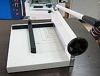 Rongda RD-285 - ручной гильотинный резак