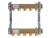 Коллектор типа HKV/A для систем отопления со сливными кранами