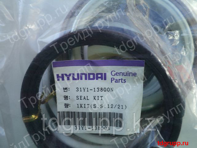31Y1-13800 ремкомплект гидроцилиндра ковша Hyundai R300LC-7