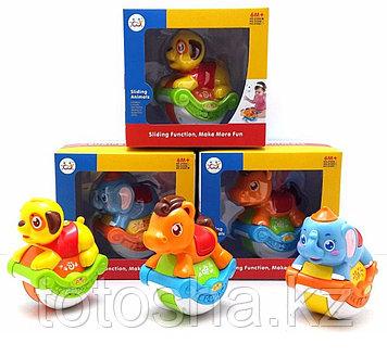 Huile Toys Игрушка-неваляшка Животные