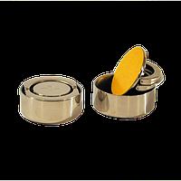 Печать круглая металлическая для ТОО, ИП, КХ, нотариусов.