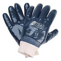 Перчатки с нитриловым покрытием NITRAS