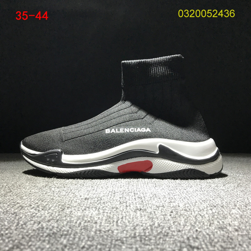 Кроссовки Balenciaga Triple S Knit