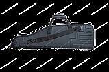 Кейс ИЖ-27 ПВК (иск.кожа) Формат, черный, фото 2