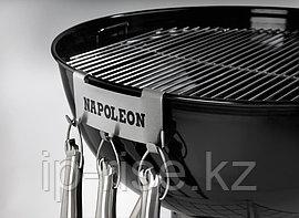 Держатель кухонных принадлежностей (3 крючка, нержавеющая сталь)