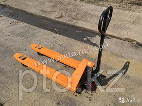 Тележки гидравлические 2500 кг., б/у, фото 2