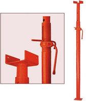 Аренда стойки телескопические 5м для опалубки перекрытия (струбцины, домкраты)