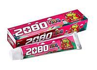 Зубная паста детская Kerasys DC 2080 Клубника Kids Tooth paste (Южная Корея)