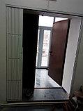 Раздвижные решётки  на двери, фото 3