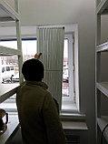 Раздвижные решётки  на двери, фото 5