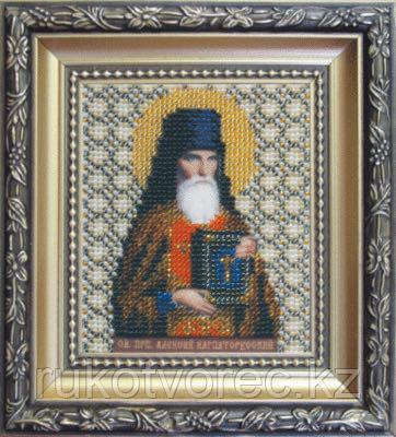 Набор для вышивки бисером Чарівна Мить Б-1042 Икона святой преподобный Алексий Карпаторусский