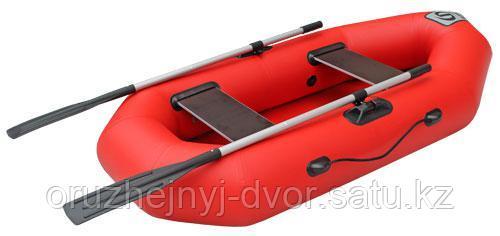 Лодка Фрегат М-2 mini (1+1чел., 125 кг) red