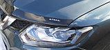 Дефлектор капота Nissan X-Trail T32, фото 3