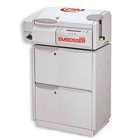 Эмбоссер пластиковых карт автоматический CIM PRO-SERIES E1000