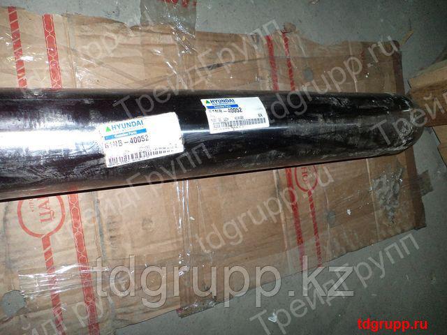 61NB-40052 палец ковша Hyundai R450LC-7