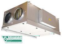 Подвесные компактные агрегаты сроторным теплообменником TOPVEX FR