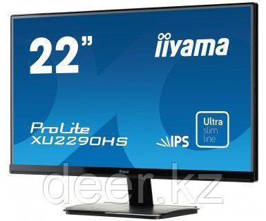 Монитор XU2290HS-B1 Iiyama LCD 21.5'' 16:9 1920х1080 FHD AH-IPS