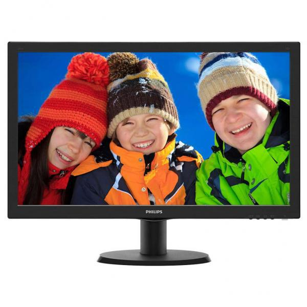Монитор 223V5LHSB/01 Philips 21,5 TN LED FHD 1920x1080