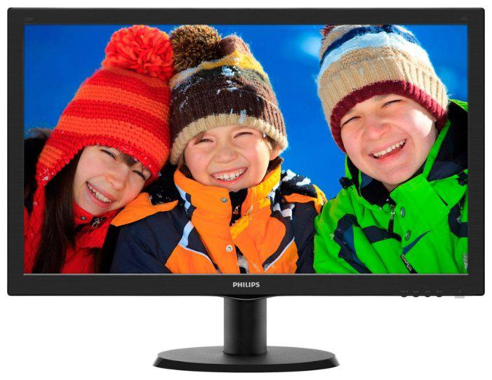 Монитор 243V5QHSBA/00 Philips LCD 23,6'' 16:9 1920х1080 MVA